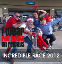 Incredible Race 2012