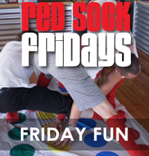 Red Sock Fridays - Friday Fun